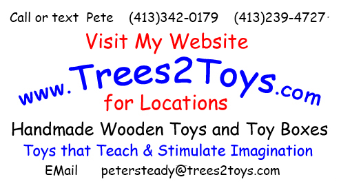 Trees 2 Toys Locations